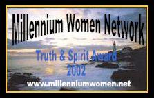 Thank you, Millenium Women Network!